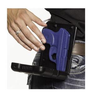 EAA ABDO Concealed Carry Portable Firearm Safe for Pocket .380 ACP Semi Automatic Handguns Belt Concealment Carry Ambidextrous Polymer Black EA999790