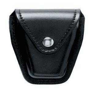 "Safariland Model 190 Handcuff Case 2.25"" Duty Belt Hardshell STX Black Snap Black"