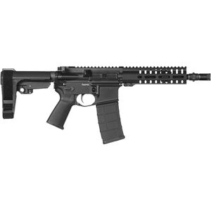 "CMMG Banshee 300 Mk4 .300 Blackout AR-15 Semi Auto Pistol 8"" Barrel 30 Rounds RML7 M-LOK Handguard CMMG Micro/CQB RipBrace Graphite Black Finish"