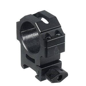 UTG 30mm Two Piece medium Pro Max Rings Wide Black RG2W3154