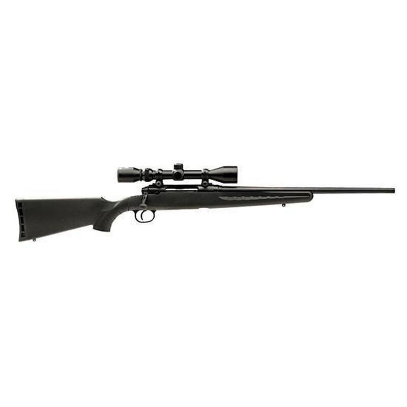 "Savage Axis XP Bolt Action Rifle .223 Rem 22"" Barrel 4 Rounds Composite Stock Blued Finish 3-9x40mm Scope 19228"