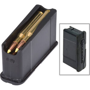 Mossberg Patriot/4x4 Rifle Magazine Long Action Calibers 4 Rounds Polymer Black 95033