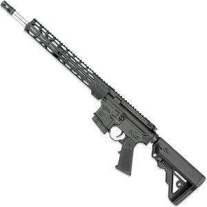 "Rock River LAR-15M CAR A4 Stainless .350 Legend AR-15 Semi Auto Rifle 16"" Stainless Steel Barrel 10 Rounds 13"" M-LOK Handguard Collapsible Stock Black Finish"