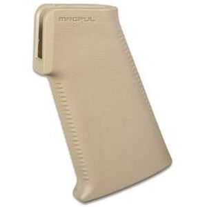 Magpul MOE-K AR-15 Replacement Grip Low Profile No Beavertail Polymer Flat Dark Earth MAG438-FDE