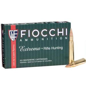 FIOCCHI .30-06 Springfield Ammunition 200 Rounds FMJ BT 150 Grains