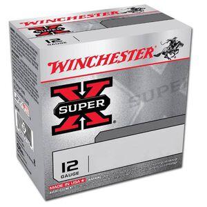 """Winchester Super-X 12 Ga 2.75"""" #5 Lead 1.25oz 250 rds"""