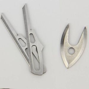 Rage Outdoors Hypodermic Broadhead Replacement Blades 39005