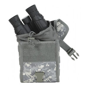 Voodoo Tactical MOLLE Compact Binocular Case Nylon Army Digital