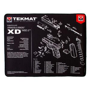 TekMat Springfield Armory XD Mod 2 Ultra Premium Gun Cleaning Mat Neoprene