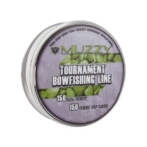Muzzy Tournament Bowfishing Line 150' Spool 150lb Test