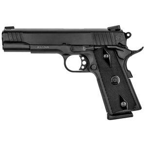 "Taurus Full Size 1911 9mm Luger Semi Auto Pistol 5"" Barrel 9 Rounds Novak Sights Matte Black Finish"