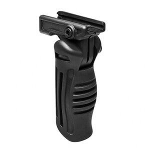 NcSTAR AR-15 Folding Vertical Grip Weaver/Picatinny Mount Black