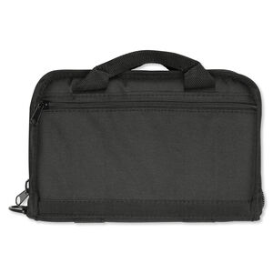 Outdoor Connection Tactical Pistol Case 11x7 Black