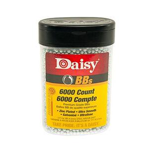 Daisy Max Speed .177 Caliber BB 6000 BBs Per Pk - Case of 4 Pks