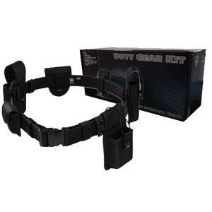 5ive Star Gear Duty Belt Kit 1680 Denier Polyester Medium Black 4197002