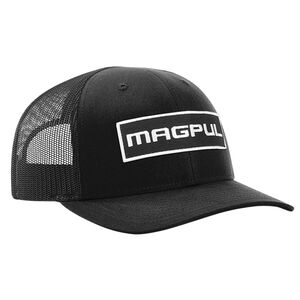 Magpul Wordmark Patch Trucker Cap One Size Fits Most