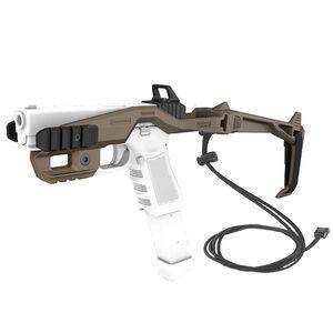 Recover Tactical 20/20NS Stabilizer Kit for Standard Frame GLOCK Pistol Brace Tan