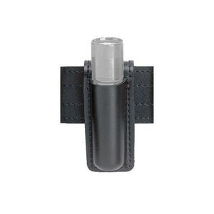 Safariland Model 306 Open Top Mini-Flashlight Holder for Streamlight Stinger, Hi Gloss