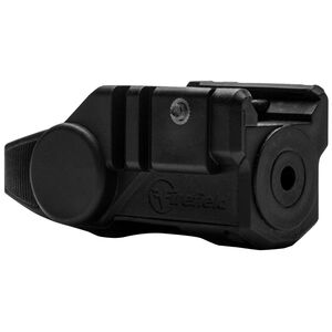 Firefield BattleTek Red Laser Sight CR123A Battery Picatinny Mount Polymer Black