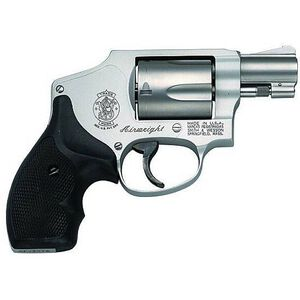 "S&W Model 642 Centennial Airweight .38 Special +P Revolver 1.875"" Barrel 5 Rounds No Internal lock Concealed Hammer Stainless"