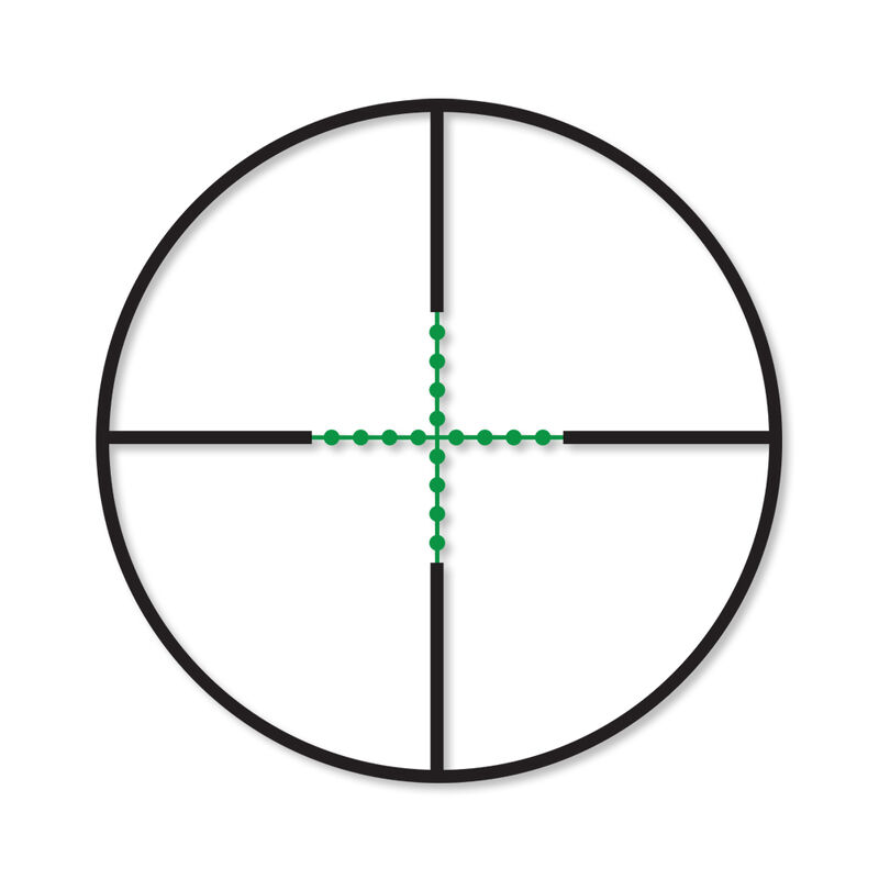 """Firefield Tactical 8-32x50 Riflescope Iluminated Mil Dot Reticle 1"""" Tube 1/4 MOA Adjustable Objective Matte Black FF13045"""