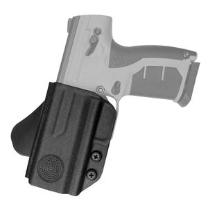 Byrna HD Waistband Paddle Holster Right Hand Polymer Black