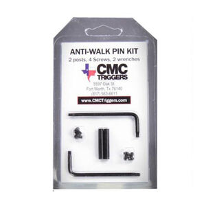 CMC Trigger AR-15 Anti-Walk Pin Set, Standard