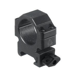 Leapers UTG Low Profile Max Strength Picatinny Rings 18mm Wide Matte Black RG2W1104