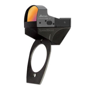 Burris SpeedBead Red Dot Sight System Benelli Shotguns 8 MOA Dot Black 300241