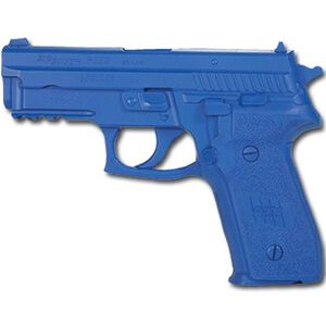Rings Manufacturing BLUEGUNS SIG Sauer P229 With Rail Handgun Replica Training Aid Blue FSP229R