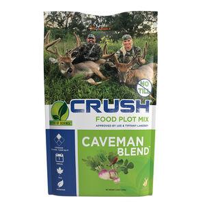 Ani-Logics Outdoors Crush Food Plot Mix Caveman Blend .25 Acre Coverage 3.5lb Bag