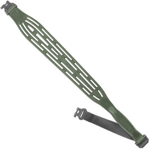 LimbSaver Kodiak Lite Firearm Sling Quick Disconnect OD Green