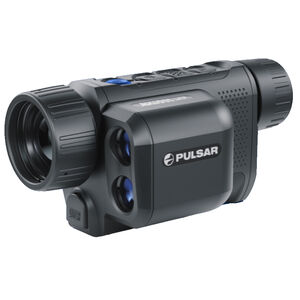 Pulsar PL77428 Axion with Range Finder XQ38 Monocular 3.5-14x 9.8x17.2 Degrees FOV Black