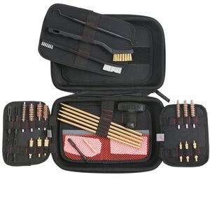 Allen Krome Mobile Rifle/Handgun Cleaning Kit Molded Black Storage Case