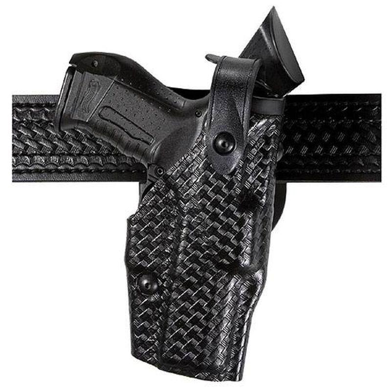 Safariland 6360 ALS Duty Holster Glock 20, 21 Level 3 Retention Right Hand SafariLaminate Basket Black 6360-383-81