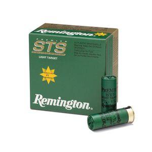 Remington STS Light Handicap 12 Gauge Ammunition 250 Rounds 2.75 #8 Lead 1.125 Ounce STS12LH8