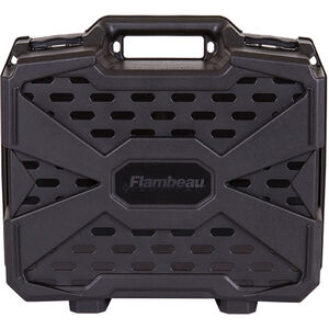 Flambeau Double Deep Tactical Pistol Case, Black