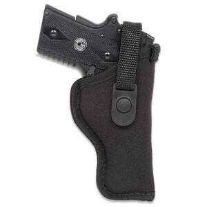 Gunmate Hip Holster Size 06 Fits Medium-Frame Pistols Black