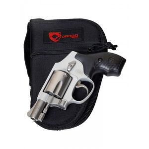 "Drago Gear 9.5"" Pistol Case Polyester Construction Gray 12-311GY"