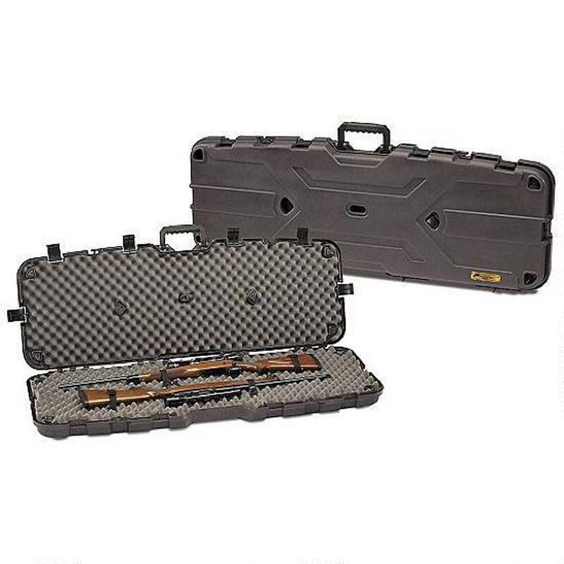 """Plano Pro-Max Double Scoped Rifle Case 53"""" Black"""