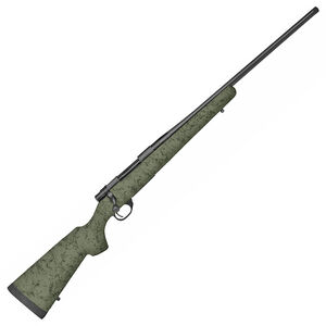 """Howa HS Precision 6.5 Creedmoor Bolt Action Rifle 22"""" Threaded Barrel 5 Rounds Synthetic Stock Green/Black Finish"""