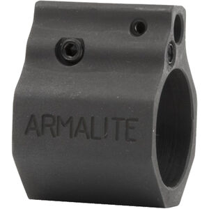 ArmaLite AR-15 Adjustable Gas Block Low Profile Black