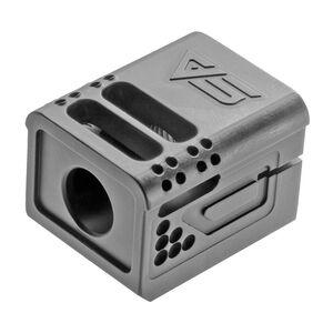 Sylvan Arms 9mm Compensator For GLOCK 1/2x28 Black