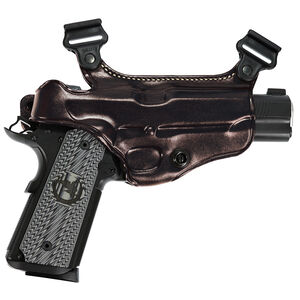 Galco S3H Shoulder Holster Component for GLOCK 43 Right Hand Leather Black