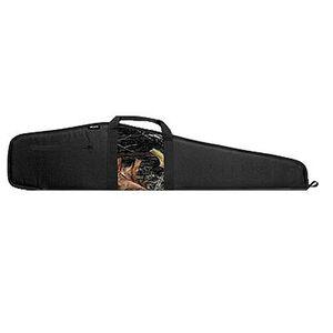 "Bulldog Camo Panel Scoped Rifle Case 44"" Black and Camo Nylon BD21044"