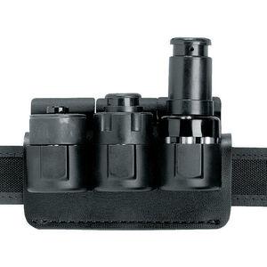 Safariland Model 333 Competition Speedloader Holder for K Frame Plain Black 333-2-2