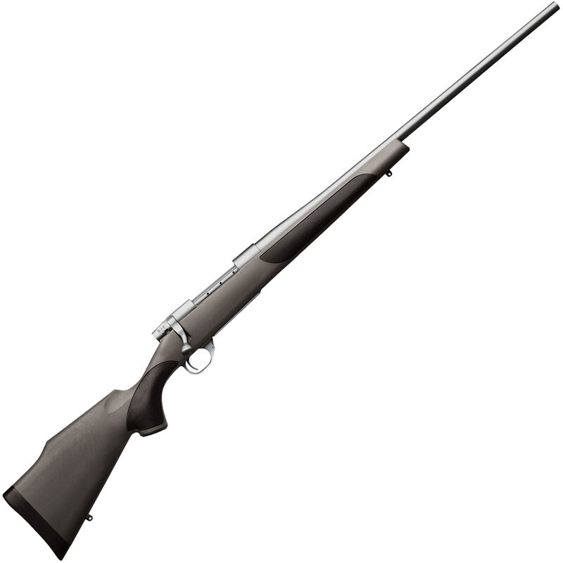 "Weatherby Vanguard Stainless Synthetic Bolt Action Rifle .300 Wby Mag 26"" Barrel 3 Rounds Synthetic Stock Matte Stainless Finish"