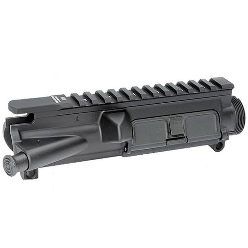 Midwest Industries AR-15 Complete Forged Upper Receiver Aluminum Black MI-FCU
