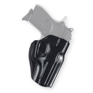 Galco Stinger Belt Holster Fits SIG P938 Right Hand Leather Black
