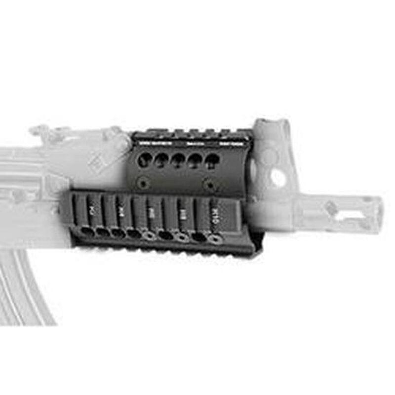 Midwest Industries 4 Rail Forearm Mini Draco Pistol Aluminum Black